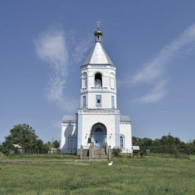 Храм Казанской иконы Божьей матери в Иващенково