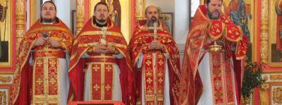 Престольный праздник встретили в Афоньевке