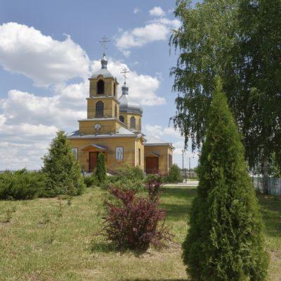 Храм Святителя Николая Чудотворца в селе Сорокино