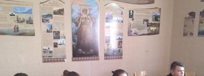 Белгородские семинаристы побеседовали о миссионерском служении с настоятелем строящегося Сретенского храма города Тенерифе на Канарских островах