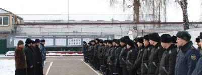 Осуждённые в колонии в Алексеевке причастились святых Христовых Таин в День милосердного отношения к заключённым