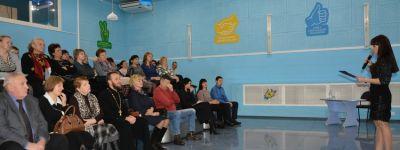 Прохоровский благочинный выступил в ходе «Открытого диалога» в районном Центре молодежных инициатив