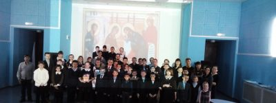 В «Свою игру» на знание основ православной культуры сыграли в День православной молодёжи в Прохоровке