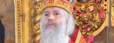 Прихожане храма пророка Божия Илии стихами пожелали батюшке в День Ангела озарения Божественным светом