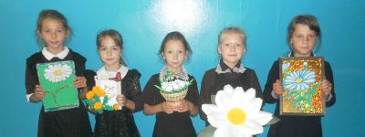Благотворительную акцию «Белый цветок» провели в Покровской школе