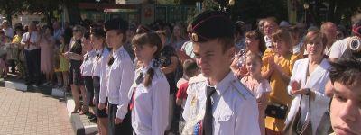 Борисовский благочинный вместе с белгородским губернатором принял участие в  митинге в честь 77-летия освобождения Борисовки