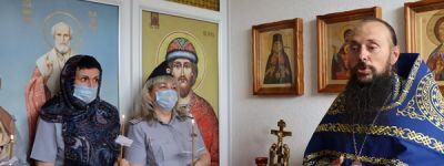 Рождество Пресвятой Богородицы праздновали в белгородском УФСИН
