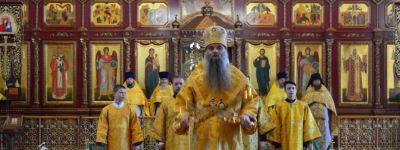 Глава Валуйской епархии посетил с архипастырским визитом город Алексеевку