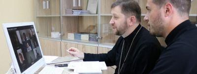Он-лайн совещание ответственных за работу с молодёжью провели в Губкинской епархии