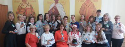 Сладости вместо «пятёрок» получали отличники в день самоуправления в старооскольской православной гимназии