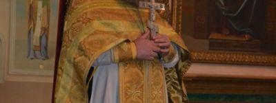 Прихожане поздравили настоятеля белгородского Смоленского собора с днём рождения и пожелали ему терпения и Божией помощи