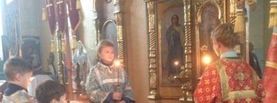 Престольный праздник отметили в селе Дорогощь
