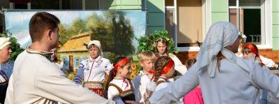 Село Афанасово отметило престольный праздник
