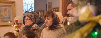 В храме святого апостола Иакова в Губкине отметили престольный праздник