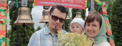 Два фильма о семейных традициях создала при поддержке православного гранта губкинская киностудия «СемьЯ»