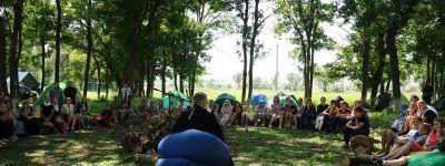 III форум православной молодёжи Валуйской епархии открылся на базе отдыха «Айдар»