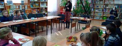 Виртуальное путешествие по храмам города «Белгород православный» совершили ребята начальной школы Центра образования №1