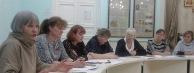 Старший воспитатель православного детского сада «Рождественский» выступила с докладом на научной конференции «Роль общения в становлении личности»