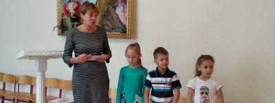 Педагоги православного детского сада «Рождественский» приняли участие в педагогическом марафоне
