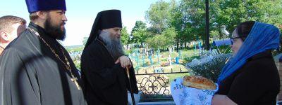 Епископ Валуйский совершил Божественную литургию в соборе в Бирюче