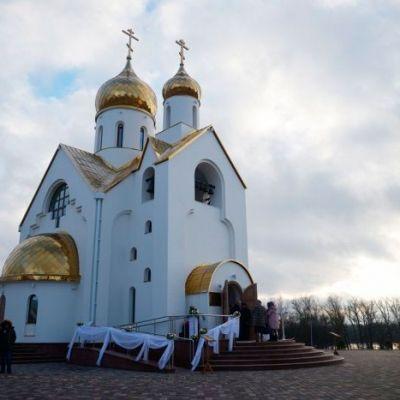 Веломаршрут №1 «Святыни г. Белгорода»