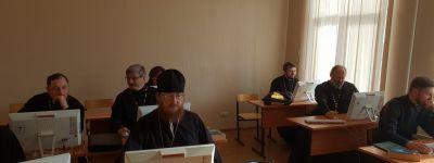 Завершились первые Курсы повышения квалификации белгородских священнослужителей