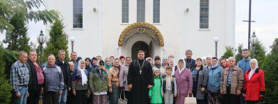 Прихожане валуйского Никольского храма совершили паломническую поездку к святым местам Крыма