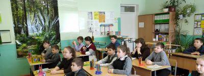 Уроки православной культуры провели в школах в Волоконовке и в селе Фощеватое