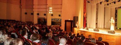 В ходе празднования Дня славянской письменности и культуры в Ракитном прошла презентация духовно-просветительского альманаха «Возвращение»