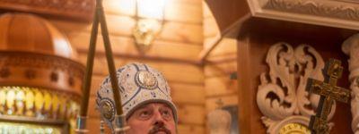 В День памяти Казанской иконы Божией Матери белгородский митрополит совершил литургию в Богоявленском домовом храме