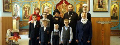 Праздничный пасхальный концерт состоялся в храме Покрова Божией Матери села Подольхи