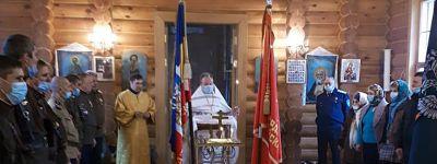 Панихиду по казакам, погибшим от расказачивания, отслужили в Рождествено