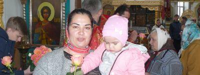 Православный женский день празднуют в Волоконовке