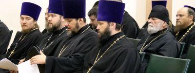Состоялся IV ежегодный съезд духовенства Валуйской епархии