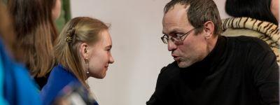 О вере и будущем поспорили участники молодёжного дискуссионного клуба  «Прав? Да!» в Белгороде
