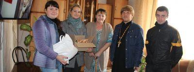 Благотворительную акцию «Под Покровом Богородицы» провели в Грайворонском благочинии