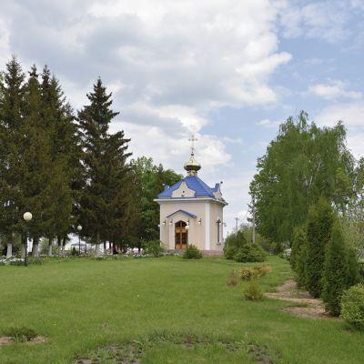 Храм-часовня Митрофана Воронежского в Графовке