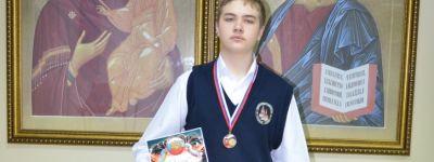 Восьмиклассник православной гимназии из Старого Оскола победил в открытом конкурсе радиотехнического творчества школьников «Звезды Кубани»
