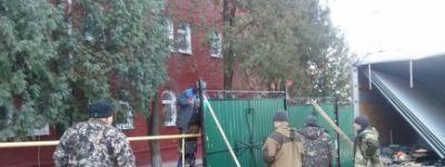 Продолжается обустройство Борисовского Богородице-Тихвинского монастыря