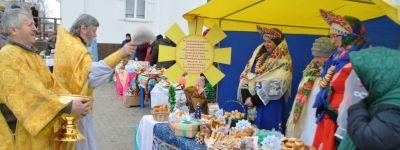 Благотворительную Никольскую ярмарку провели в городе Алексеевка