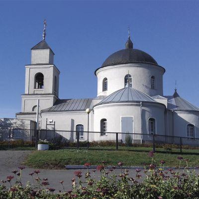 Храм Вознесения Господня в Кочетовке