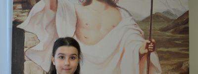 Православная гимназистка из Старого Оскола с работой «Теплые ладошки» заняла призовое место в конкурсе «Спешите делать добро!»