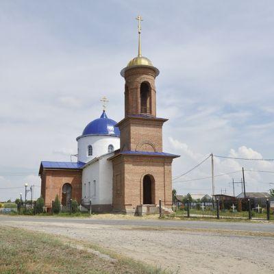 Храм Рождества Пресвятой Богородицы в селе Ивановка
