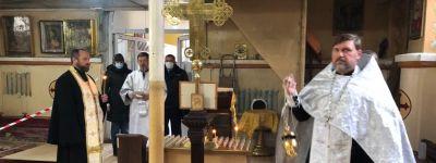 В Никольском храме в Валуйках была отслужена панихида по жертвам дорожно-транспортных происшествий