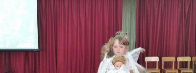 На Рождество Пресвятой Богородицы  в детском саду «Улыбка» в  Рождествено провели праздничный утренник