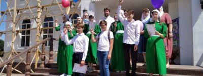 Выпуск воспитанников состоялся в воскресной школе Свято-Троицкого кафедрального собора в городе Алексеевка