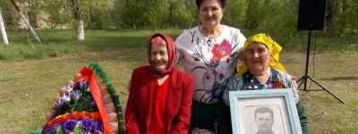 На хуторе Лихолобов почтили память героев Великой Отечественной