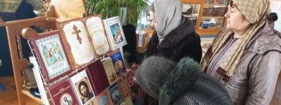 В Свято-Ильинском храме в Красном обсудили важность и значение православной книги в жизни русского человека