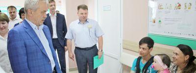 Благочинный 1-го Яковлевского благочиния принял участие в обсуждении проекта «Управление здоровьем», прошедшем под руководством белгородского губернатора