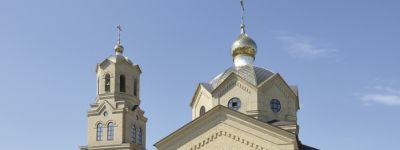 Бесплатный автобус на службы в старинном храме в Колтуновке организовали в Алексеевском благочинии